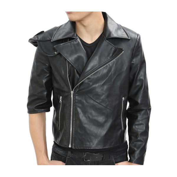 Mad Max Fury Road Motorcycle Jacket, Black
