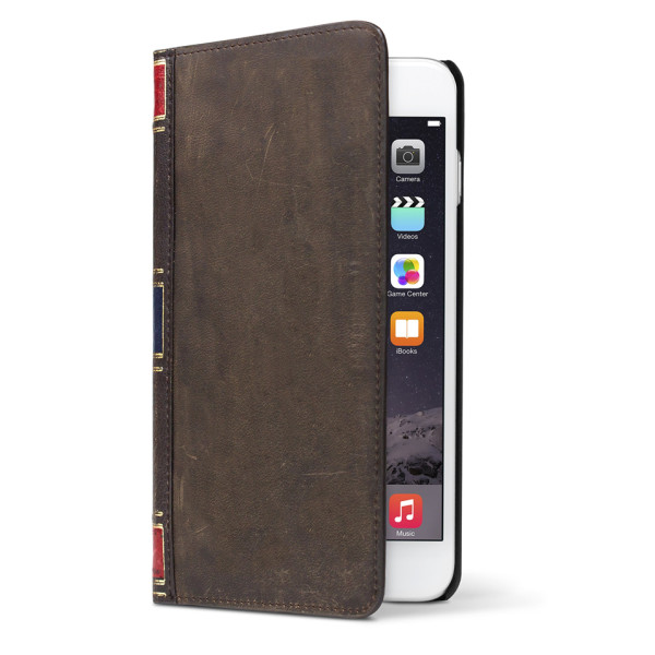 Twelve South BookBook, iPhone 6 Plus, Brown