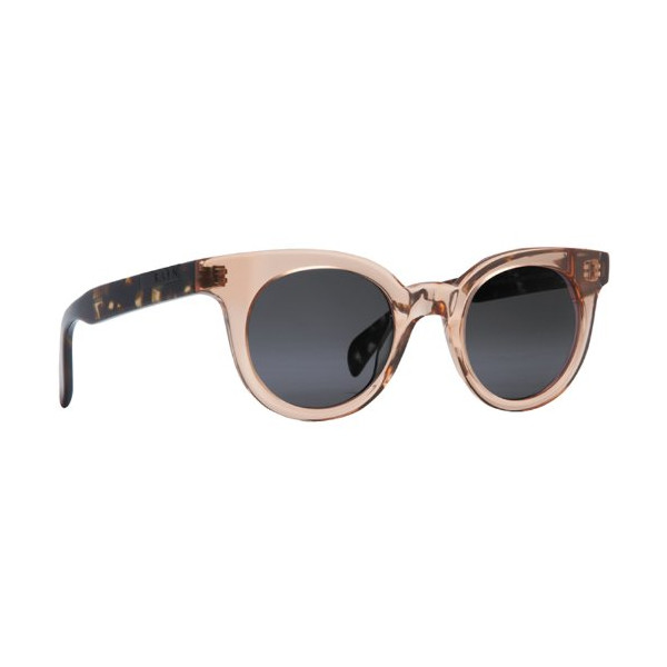 Raen Optics Arkin Adult Lifestyle Sunglasses - Taupe with BrindleSmoke/Crystal Rose with Brindle / Size 47/23-140