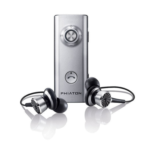 Phiaton PS 210 BTNC Bluetooth 3.0 Noise Cancelling Earphones