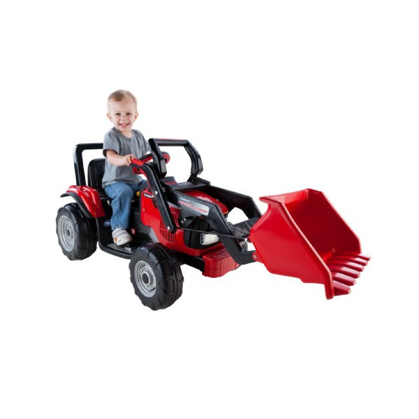 Peg Perego Case IH Power Scoop