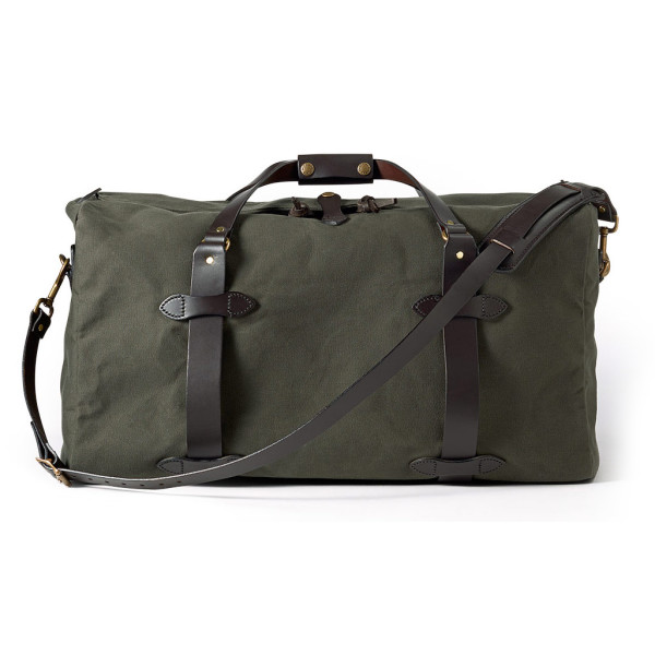 "Filson Medium 25"" Duffle Bag, Otter Green"