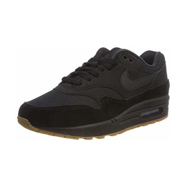 Nike Air Max 1 Mens Style: AH8145-007 Size: 8 Black/Black/Black