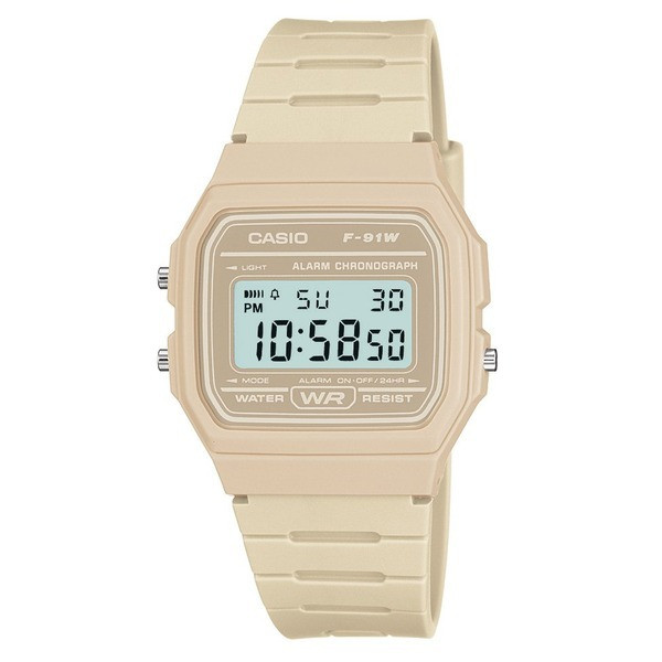 Casio Mens Digital Stone Watch