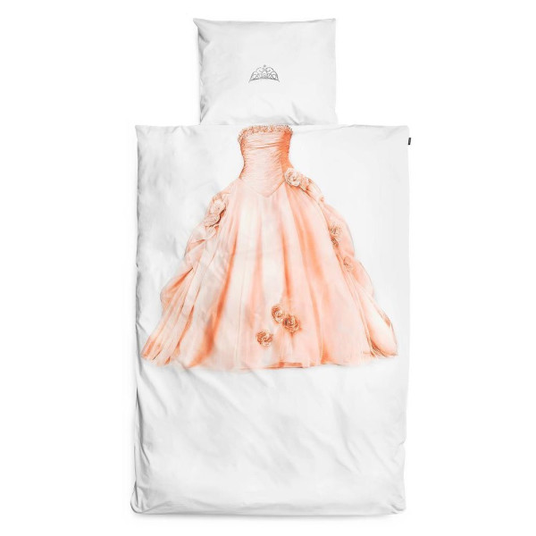 Snurk Princess Duvet Cover, Twin