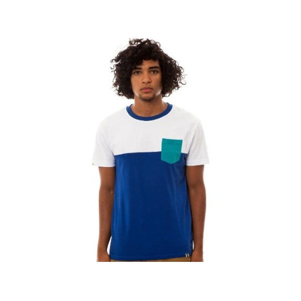 Bellfield Men's Hov Cut & Sew Tee