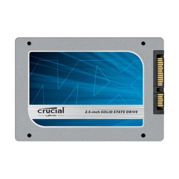 "Crucial MX100 512GB SATA 2.5"" 7mm (with 9.5mm adapter) Internal Solid State Drive CT512MX100SSD1"