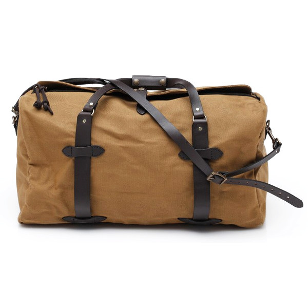 "Filson Medium 25"" Duffel Bag (Desert Tan)"