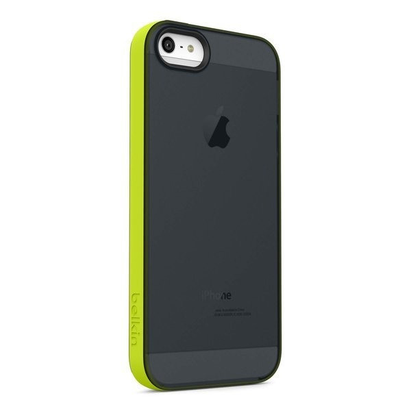 Belkin Grip Candy Sheer Case / Cover for iPhone 5 and 5S