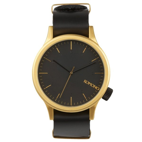 Komono Watch - Magnus - Gold/Black