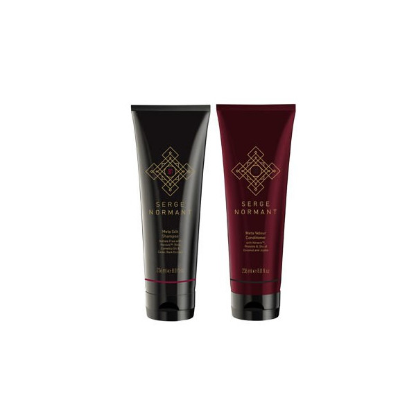 Serge Normant Healthy Hair Collection Shampoo and Conditioner Combo 8oz Bottles