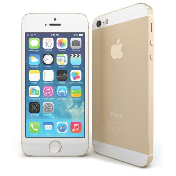 Apple iPhone 5s 32GB (Gold) - Unlocked
