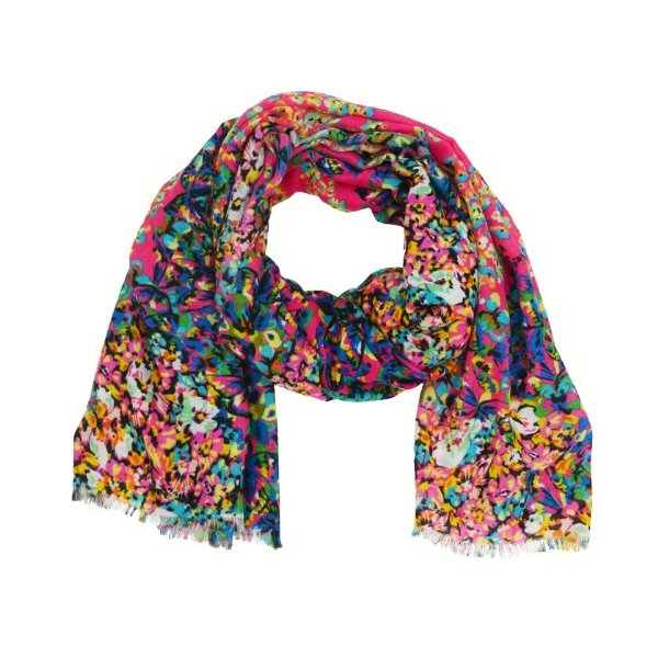 Kenzo Floral Scarf