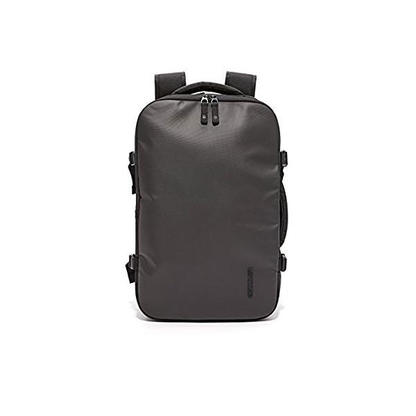 Incase Men's VIA Backpack, Black, One Size