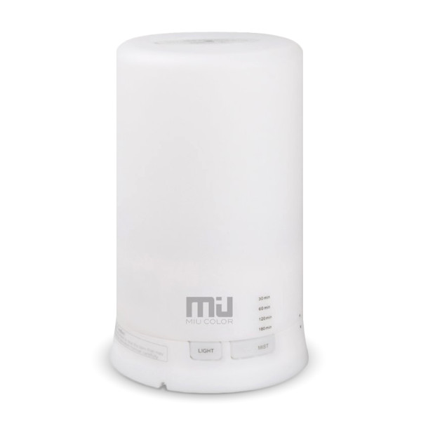 MIU COLOR Color Changing Aroma Diffuser Ultrasonic Humidifier, 100ml