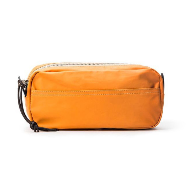 Filson Mini Dopp Kit, Russet Orange