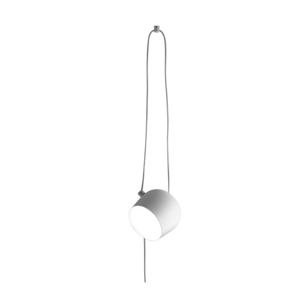 Aim LED Pendant Light - White