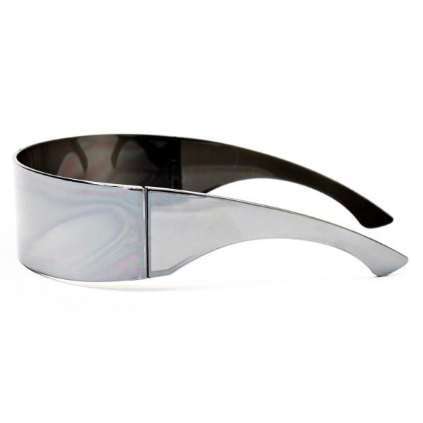 V138 Future Rimless Sunglasses