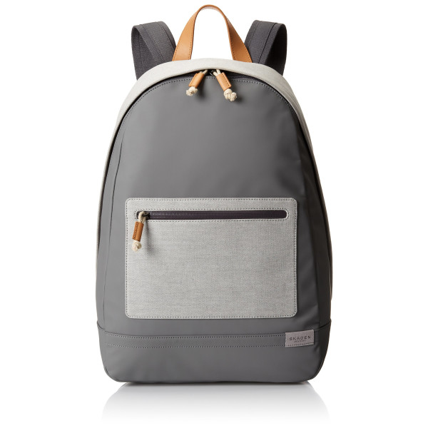 Skagen Kroyer Pu Backpack Matte, Grey
