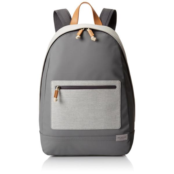 Skagen Kroyer Pu Backpack Matte, Grey