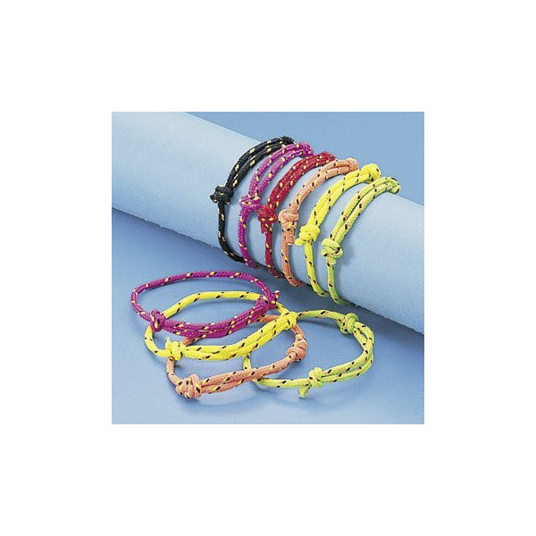 Nylon Friendship Rope Bracelets (72)