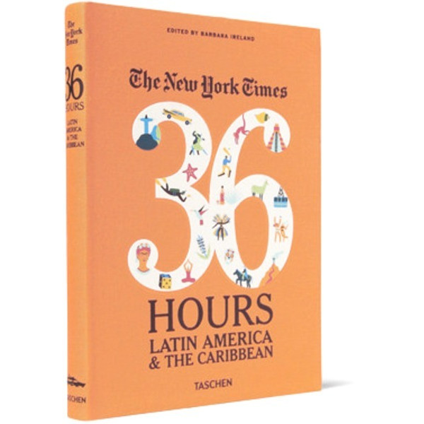 The New York Times: 36 Hours Latin America & The Caribbean - $27 on Amazon