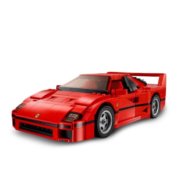 LEGO Creator Expert Ferrari F40 Kit, 1158 Piece