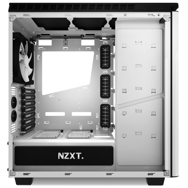 NZXT Technologies H440 Mid Tower Chassis Cases