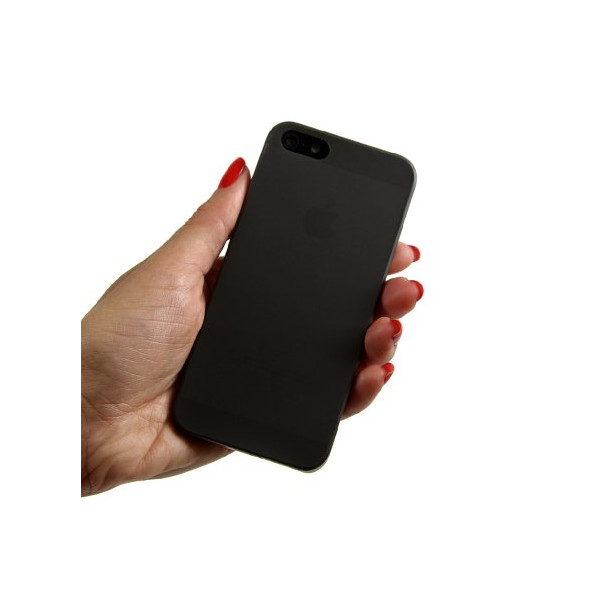 Super Thin iPhone 5 Case Black