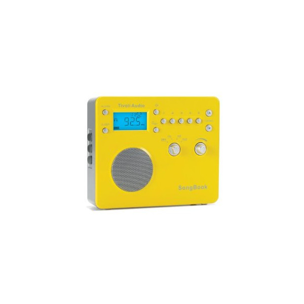 Tivoli Audio SBYS Songbook (Yellow/Silver)