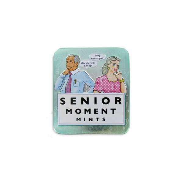 Senior Moments Mints [Kitchen & Home]