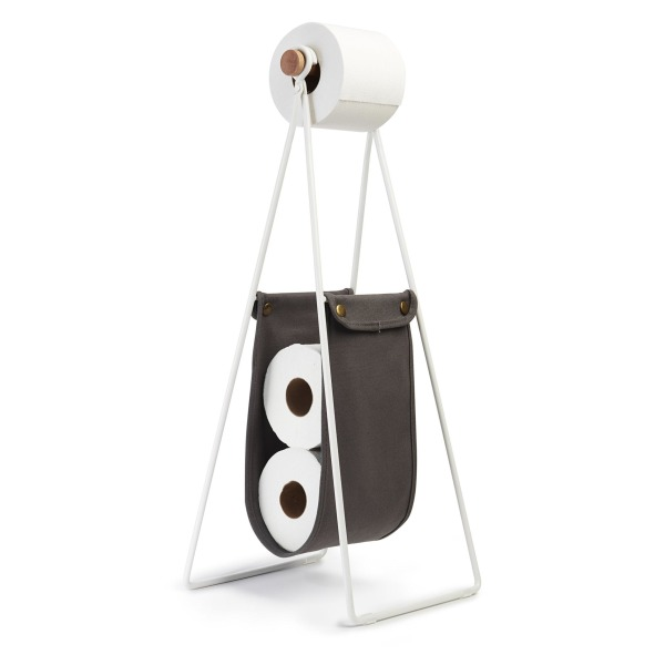 Umbra Slinger Toilet Paper Stand and Reserve