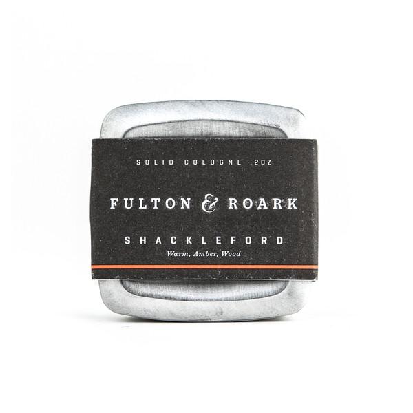 Fulton & Roark Solid Cologne (Shackleford)