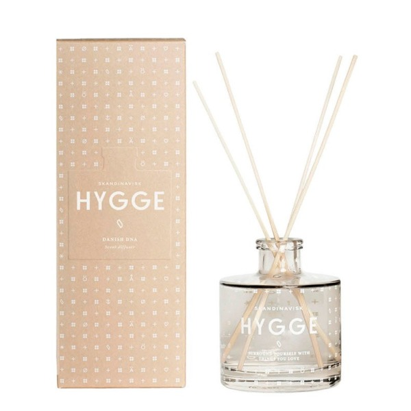 HYGGE (Cosy Living), 200ml Reed Diffuser