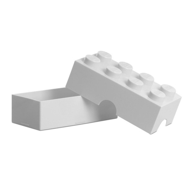LEGO Lunch Box, White