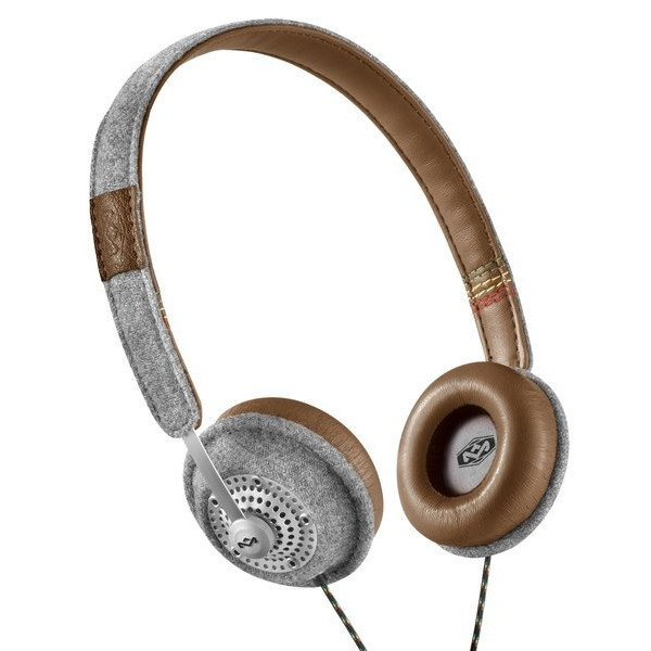 House of Marley Harambe Saddle On-Ear Headphones