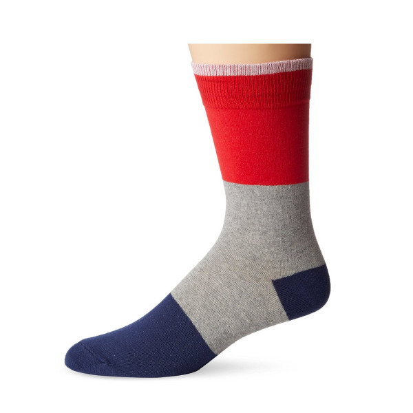 Richer Poorer Badlands Color-block Socks