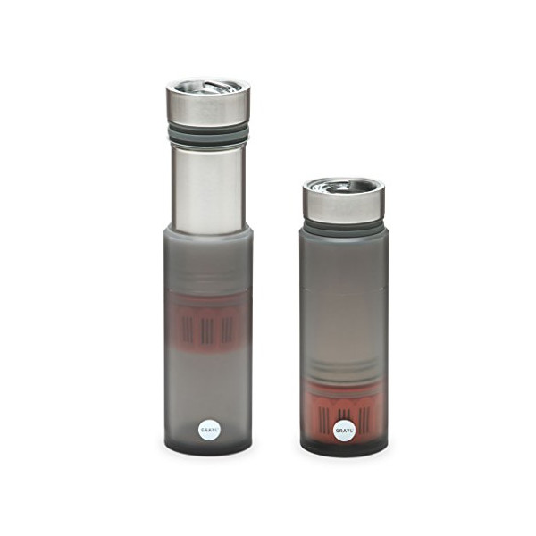GRAYL Quest Travel Water Filtration Cup - Grey