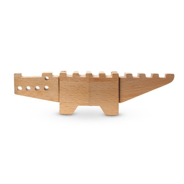 Areaware Dovetail Alligator