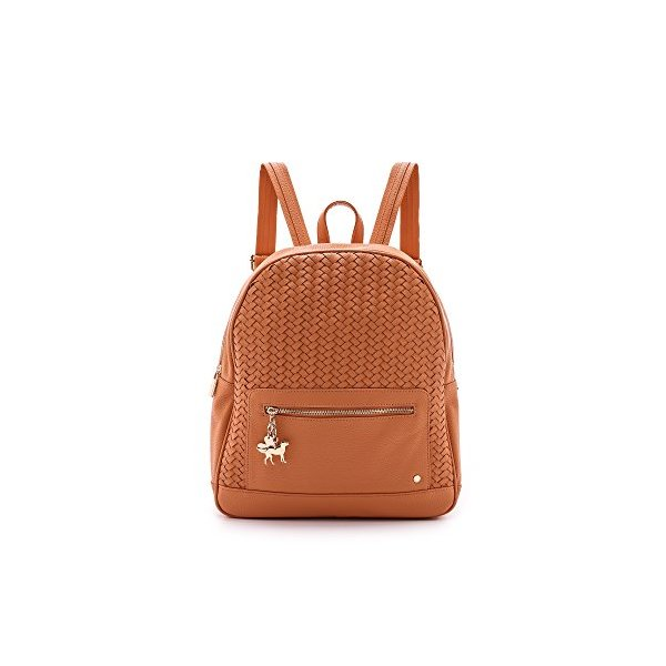 Deux Lux Women's Mulberry Backpack, Peach, One Size