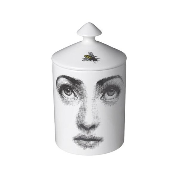 Fornasetti Profumi - Scented Candle with Lid - L'Ape - 300g