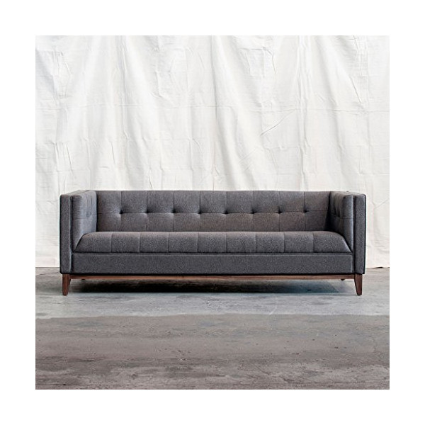 Gus Modern Atwood Sofa Totem Storm
