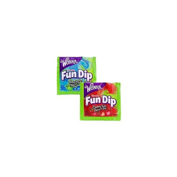 Fun Dip Assorted 48 - 0.5oz Packs