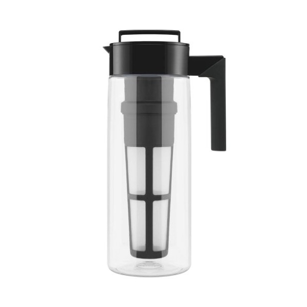 Takeya Flash Chill® Tea Maker (2 Quarts, Black)