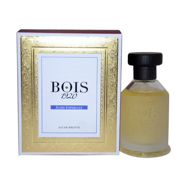 Bois 1920 Sushi Imperiale Eau De Toilette Spray for Unisex, 3.4 Ounce