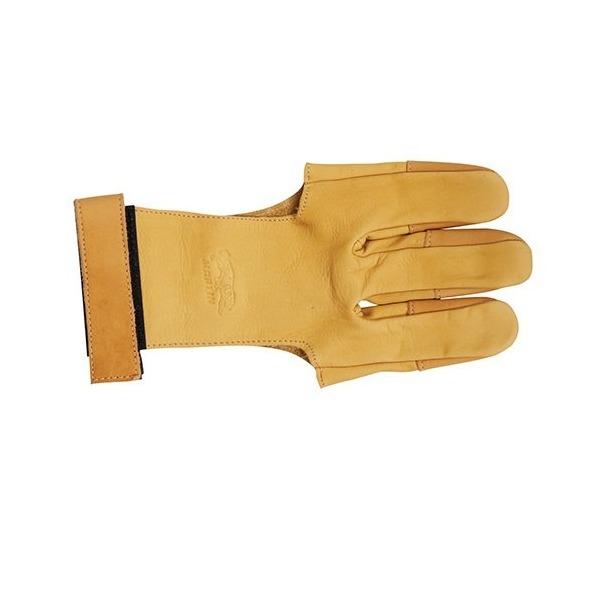 Martin Archery Genuine Leather Glove, Tan