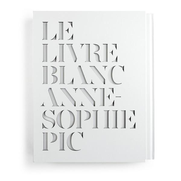 Le Livre Blanc by Anne-Sophie