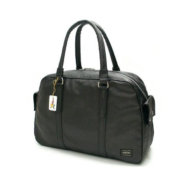 Porter Freestyle Boston Bag 07171 Black / Yoshida Bag
