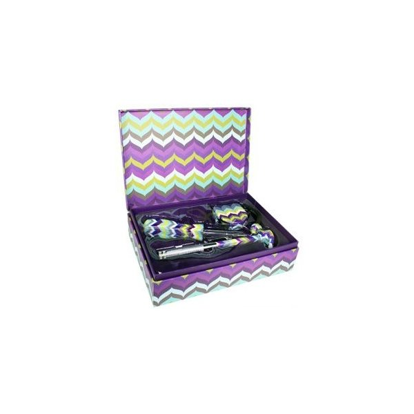 Jonathan Adler Flame Tool Box Kit Set of 3