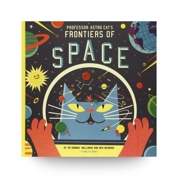 Professor Astro Cat's Frontiers of Space